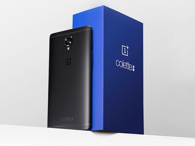 Oneplus 3t colette edition 250 esemplari per l 39 edizione - Scelta dello smartphone ...