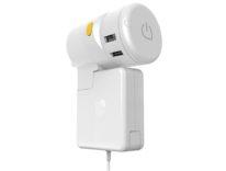 Oneadaptr Twist, l'alimentatore geniale ricarica MacBook più 4 dispositivi USB in tutto il mondo
