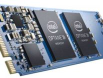 Intel Optane, la memoria 3D rivoluzionaria rende i dischi fissi veloci come unità SSD