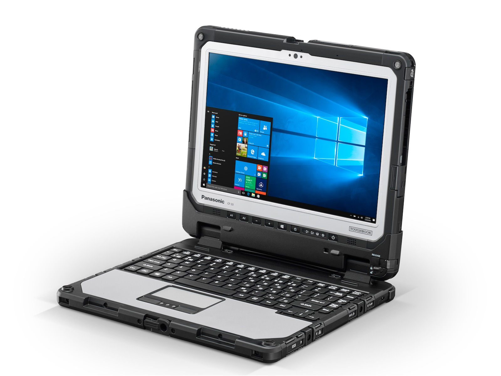 Panasonic Toughbook CF-33 uff 2