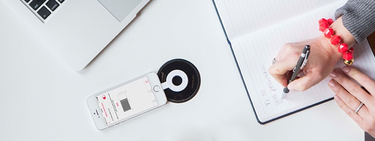 Powermat iphone 700