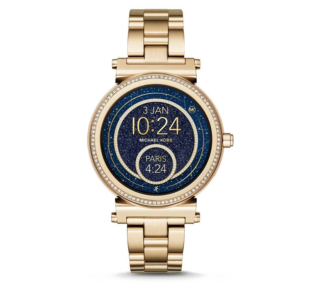 "Michael Kors Access ""Sofie"" Touchscreen Smartwatch"