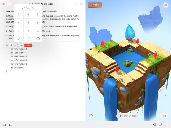 Swift Playgrounds ipad 3