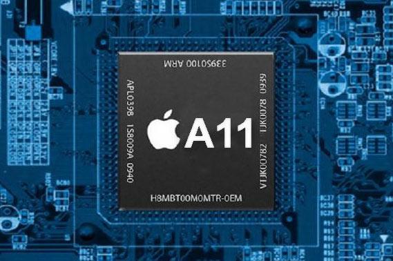 6df019aee19 Pronta al via la produzione di chip Apple A11 per iPhone 8