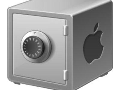 cassaforte apple safe 740 icon