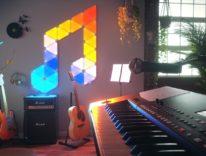 Nanoleaf Rhythm, le luci compatibili con HomeKit diventano coreografiche