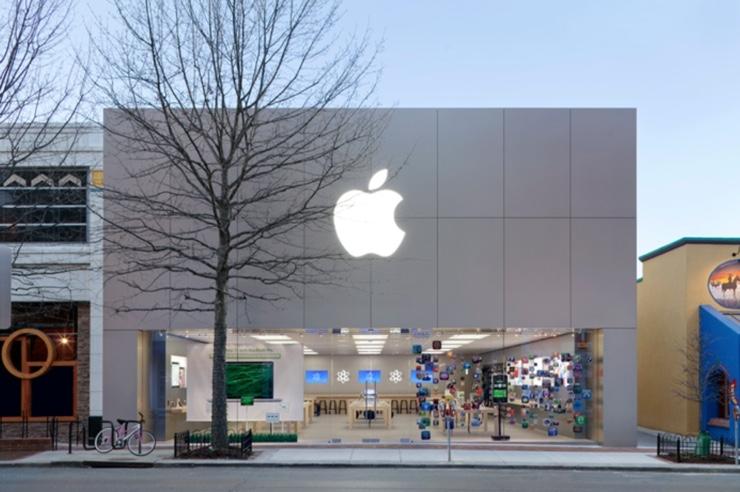 discriminazione razziale apple store Mayland 2