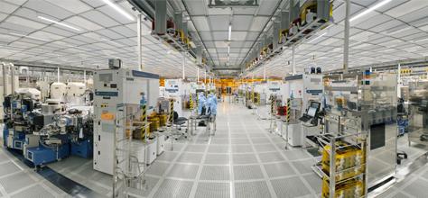 Laboratori STMicroelectronics