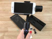 Recensione gimbal per iPhone Zhiyun Smooth-II, fare il filmmaker con iPhone