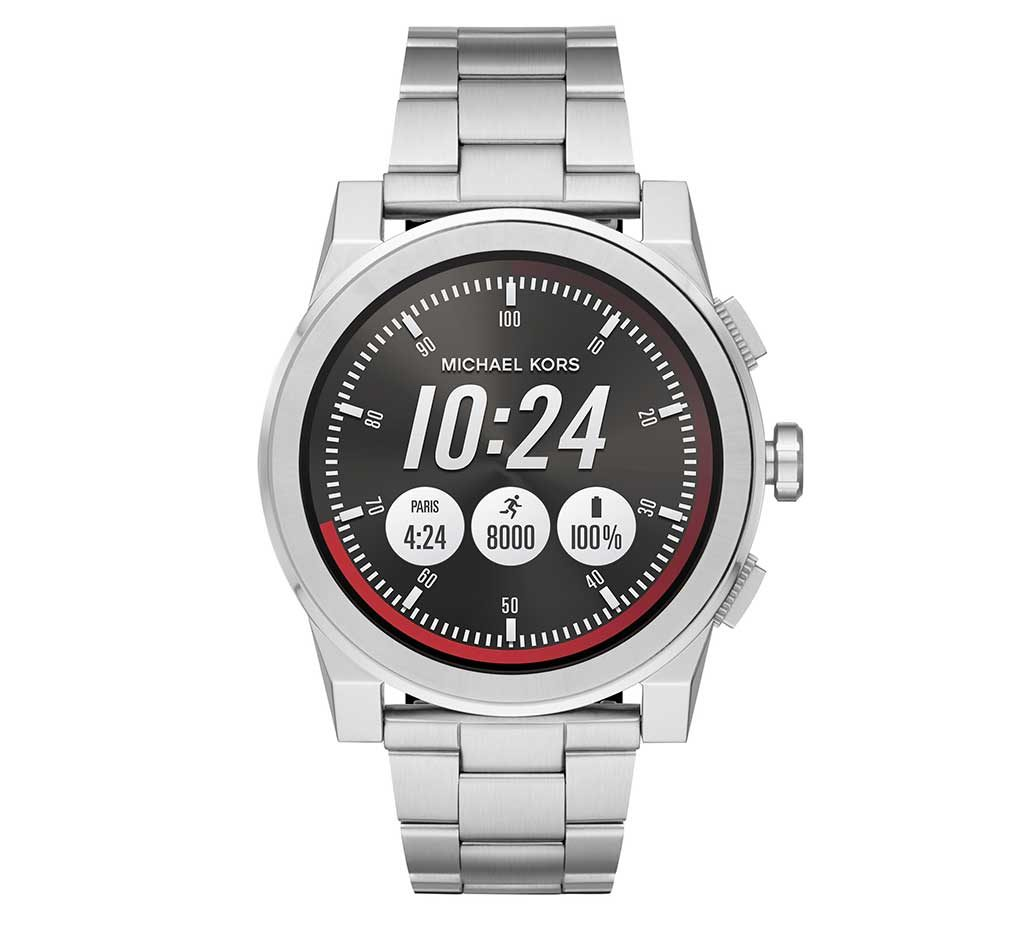 "Michael Kors Access ""Grayson"" Touchscreen Smartwatch"