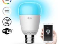 iLuv Rainbow8, la prima lampadina HomeKit Wi-Fi che funziona senza hub