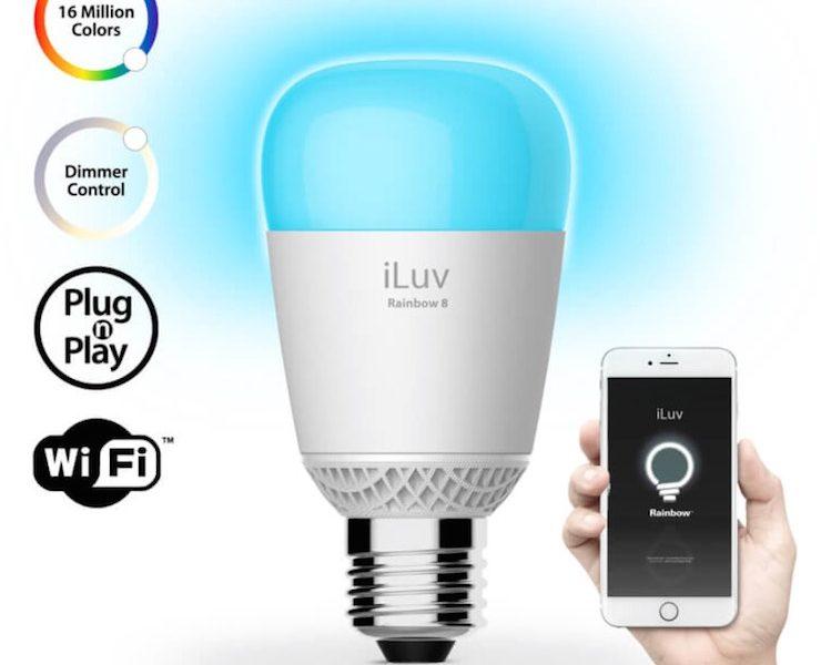 prima lampadina : ... prima lampadina smart Wi-Fi pronta per HomeKit che non richiede un hub