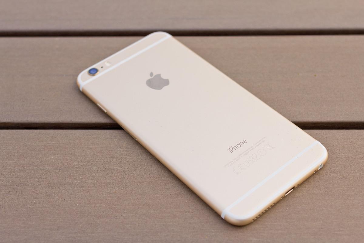 iPhone 6 taiwan