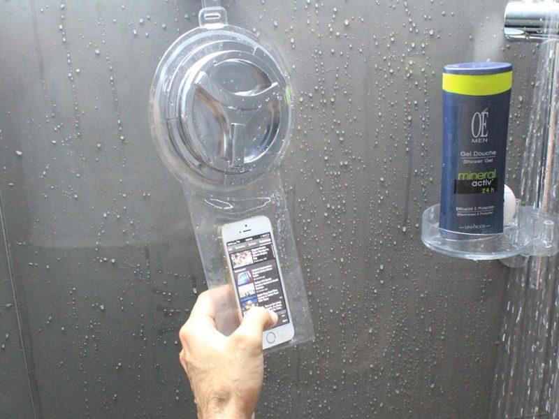 iPhone vasca da bagno
