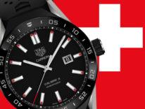 TAG Heuer presenta Connected Modular 45, il primo smartwatch made in Svizzera