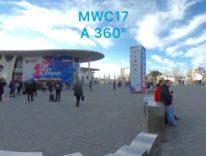 Tutto MWC17 da visitare con la galleria di immagini a 360° di Macitynet