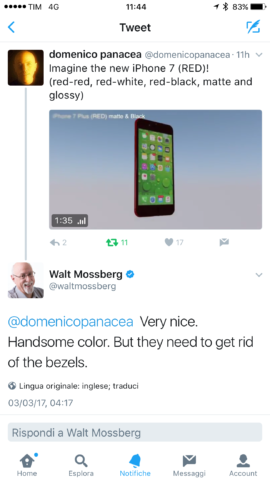 iphone RED cino 2