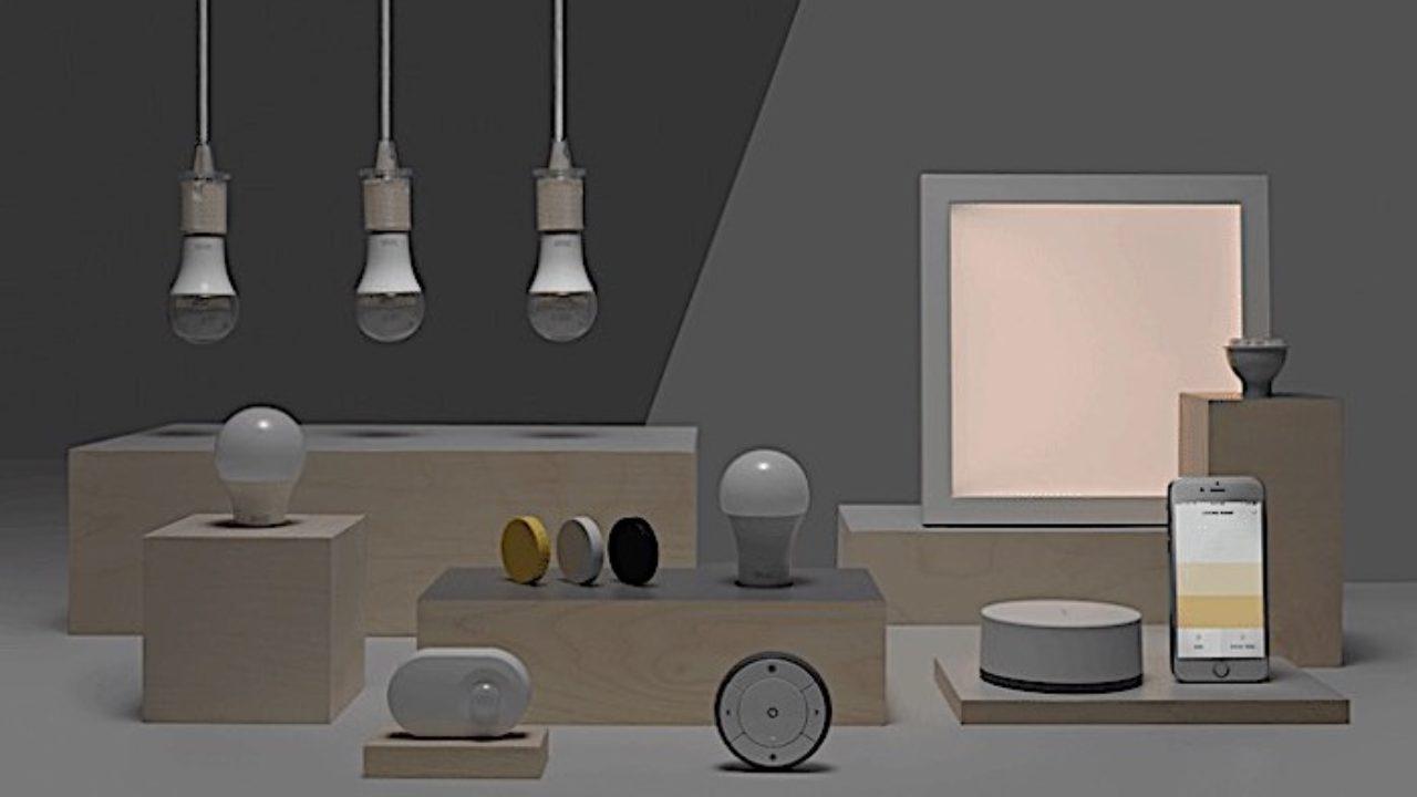 Applique Ikea Da Interno ikea trådfri illumina la casa smart con lampade, pannelli e