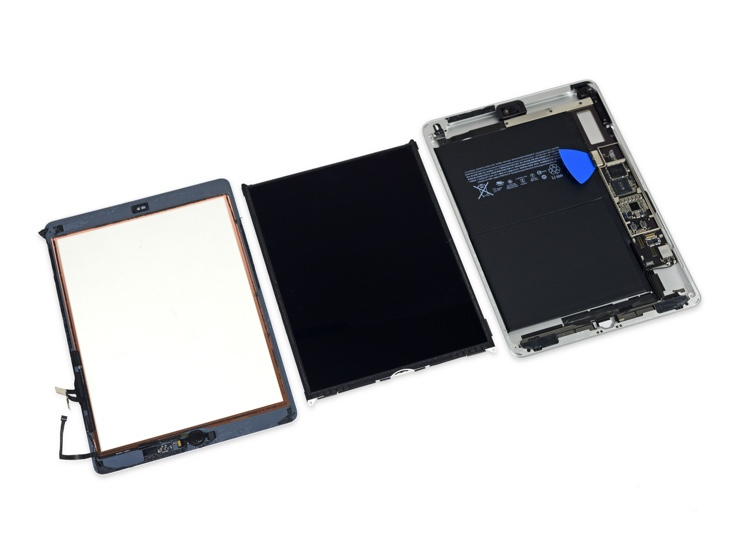 ipad 5 smontato ifixit 2 icon 740