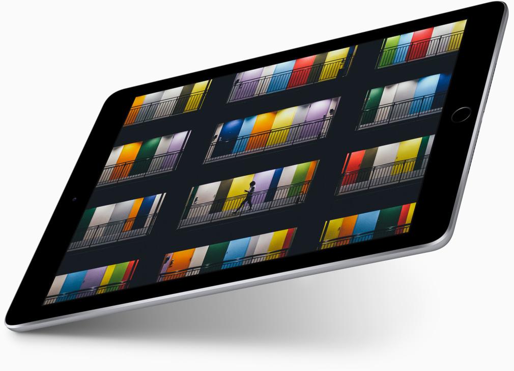 schermo del nuovo iPad