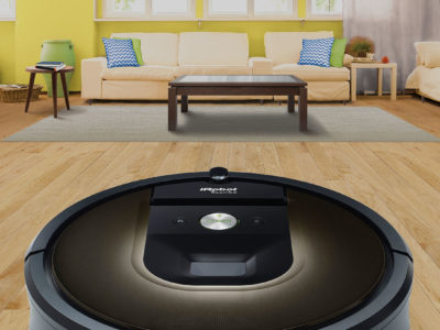 Roomba mappa casa