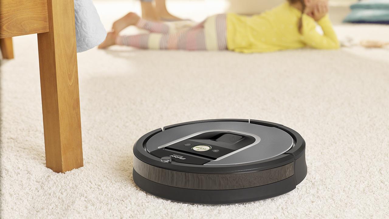 Roomba Serie 900 Roomba mappa casa