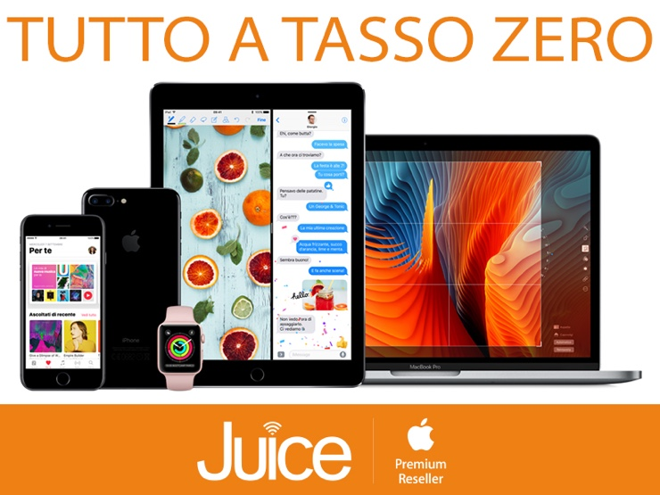 juice tasso zero 24mar17