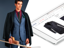 Lanieri, l'abito su misura Made in Italy ora si crea online