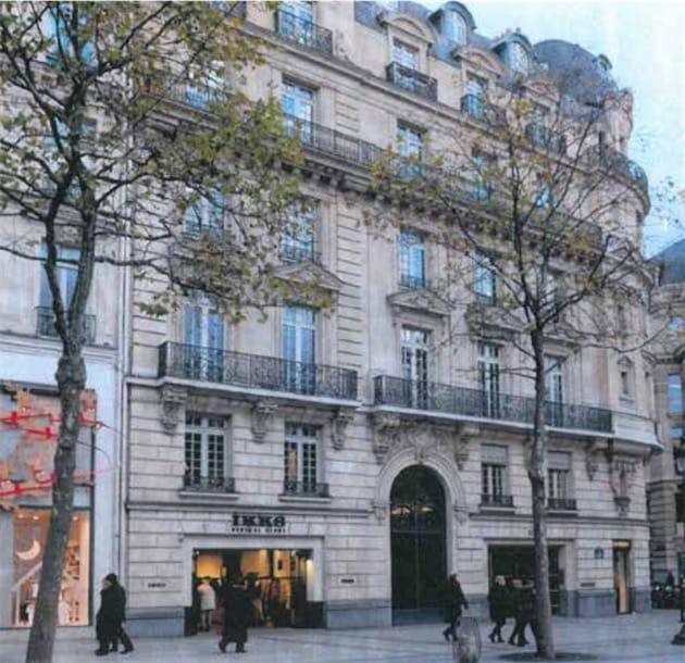 Apple Store sugli Champs Élysées