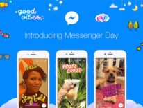 messenger day 1