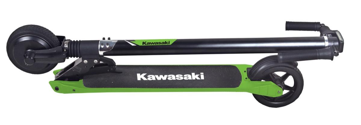 monopattino elettrico kawasaki