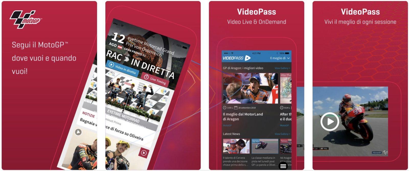 Disponibile l'app MotoGP 2017 per seguirla su iOS, anche in diretta