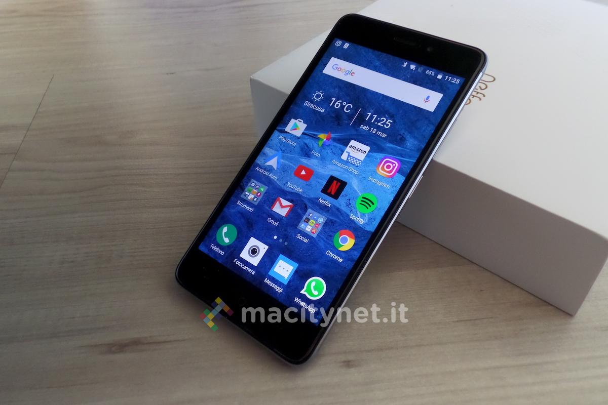 Recensione Smartphone Tp Link Neffos X1 Il Piacere Dei 5 Pollici