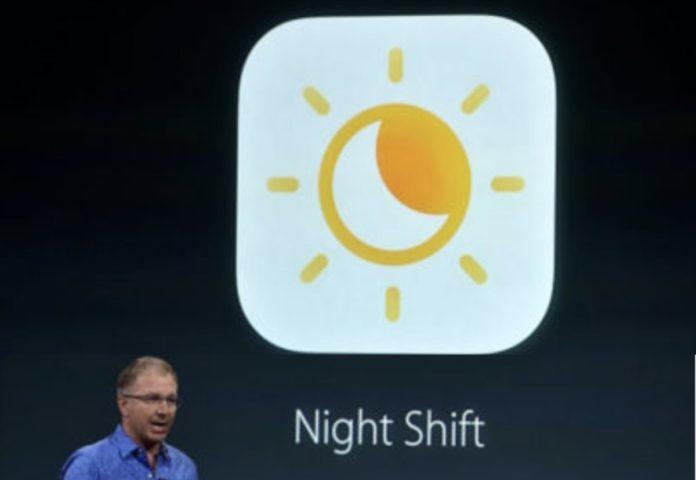 Come funziona Night Shift, l'opzione che la sera cambia i colori automaticamente con l'update a macOS Sierra 10.12.4