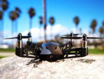 Kudrone, il micro drone con camera 4K, GPS e auto follow è su IndieGoGo