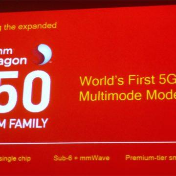 qualcomm X50 5G 5