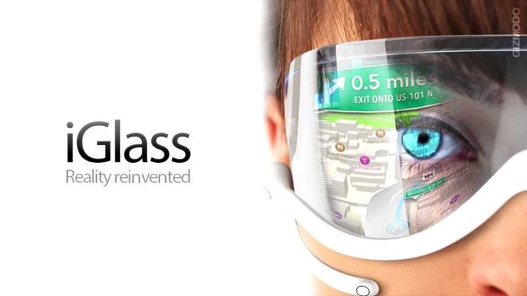 occhiali apple realtà aumentata