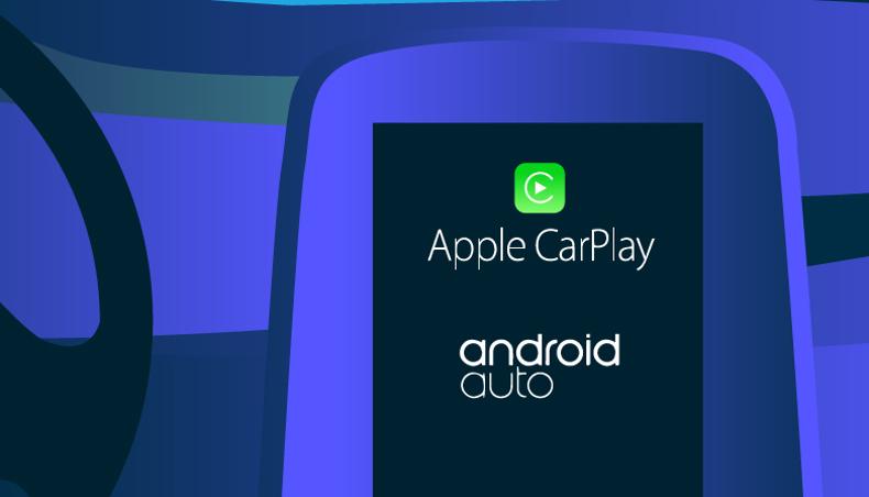 renault abbraccia apple carplay ma nelle utilitarie solo android auto. Black Bedroom Furniture Sets. Home Design Ideas