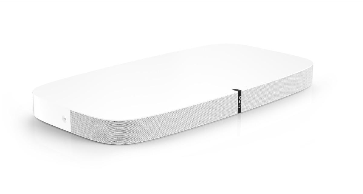 Sonos Playbase sembra una base per TV ma riproduce audio da cinema ...