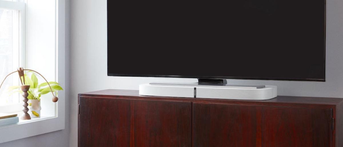 Sonos Playbase Sembra Una Base Per Tv Ma Riproduce Audio