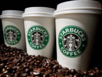 Con Starbucks il caffè si regala con iPhone via Messaggi
