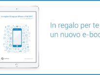 """TrenDevice vi regala il nuovo e-book """"Le migliori 50 app per iPhone e iPad 2017"""""""