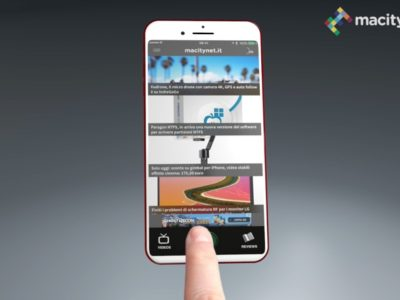 video concept iphone 8
