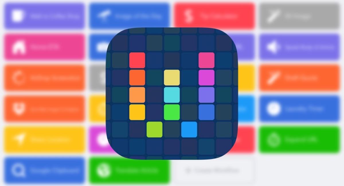 workflow Apple perché