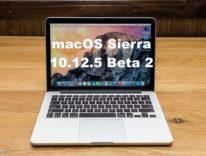 Disponibile la seconda beta macOS Sierra 10.12.5 per gli sviluppatori