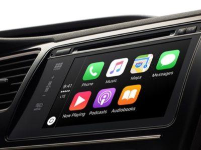Apple CarPlay 740