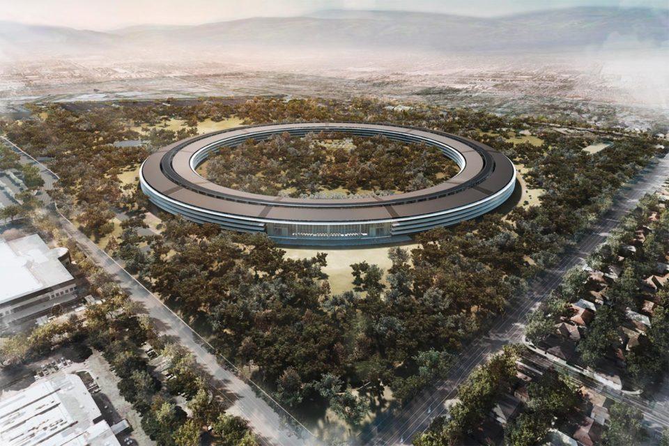 fabbriche Apple in USA
