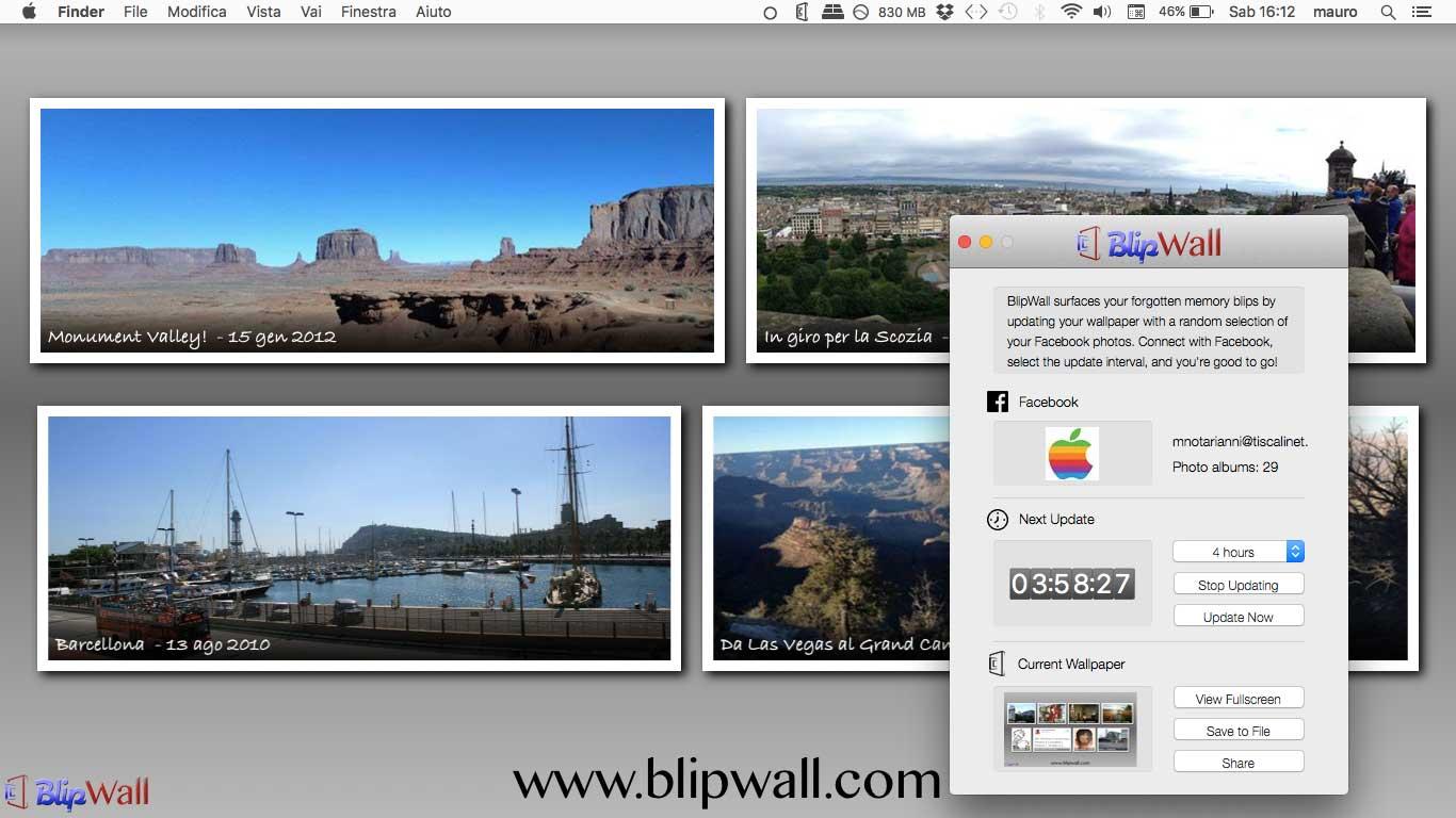 Blipwall