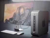 Concept Mac Pro 2018 con chassis modulare e nuovo monitor Apple super slim