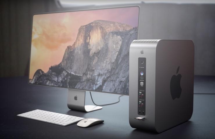 Concept Mac Pro 2018